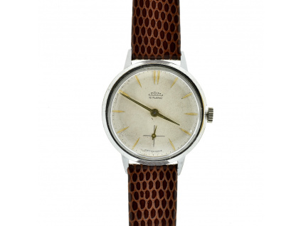 Starožitné hodinky Prim Elton z roku 1961