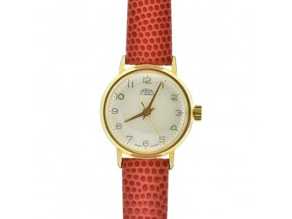 Starožitné hodinky Prim Elton z roku 1966