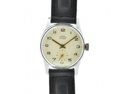 Starožitné hodinky Prim Elton z roku 1957