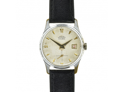 Starožitné hodinky Prim Elton z roku 1959