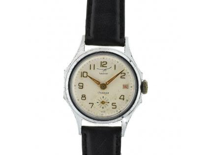 Mechanické ruské hodinky Čajka z roku 1955