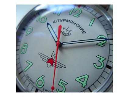 Sturmanskie Retro Gagarin Titan 2609-3707131 / Limitovaná edice 3000 kusů  + + 1 měsíc na vrácení