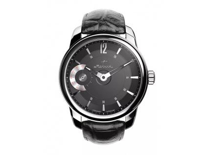 Ruské letecké vojenské hodinky Molnija Tribute 1984-1 Black