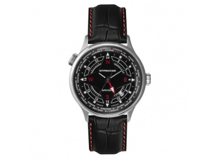 Ruske hodinky Sturmanskie Heritage Arctic GMT 51524-3331817