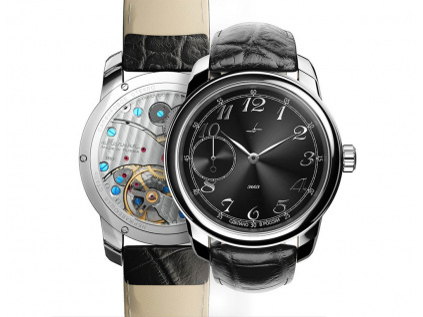 Ruské letecké vojenské hodinky Molnija Tribute 1984 2.0 - 2 Black TCB