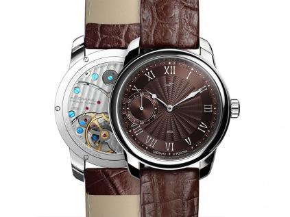 Ruské letecké vojenské hodinky Molnija Tribute 1984 2.0 - 1 Brown TCB