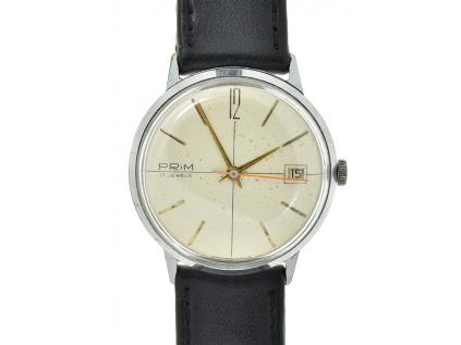 Starožitné hodinky Prim Elton z roku 1964