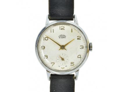 Starožitné hodinky Prim Elton z roku 1963