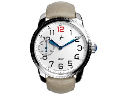 Pánské ruské hodinky Molnija retro Green Ray 9