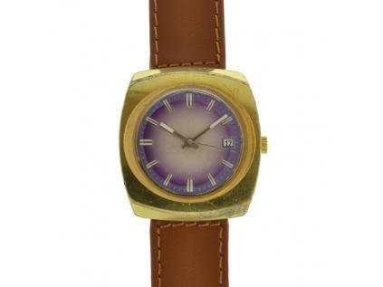 Starožitné hodinky Prim automatic 1980