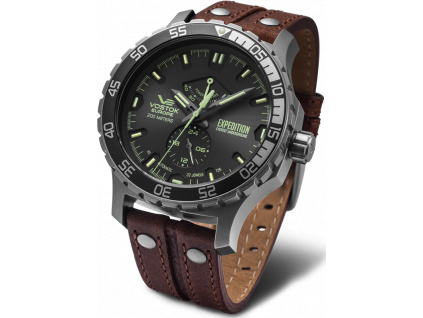 Vostok Europe EXPEDITION EVEREST UNDERGROUND YM84/597A543