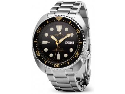 Diver Seiko Prospex Turtle SRP775J1