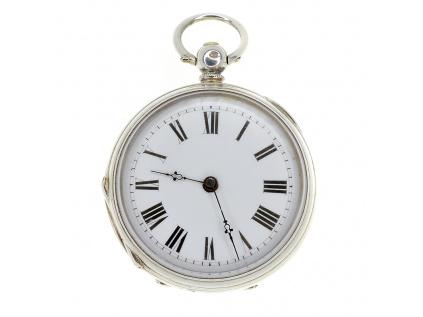kapesni hodinky klica