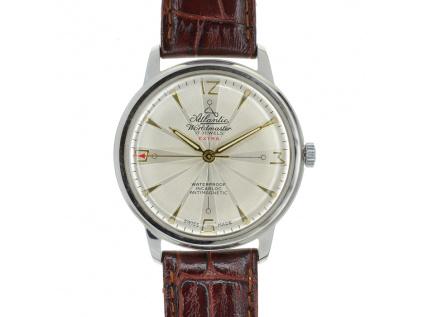 Společenské starožitné hodinky Atlantic Worldmaster Swiss