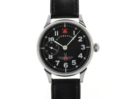 Letecké hodinky Komandirskie 3602  – 1 měsíc na vrácení + Multifunkční karta do peněženky