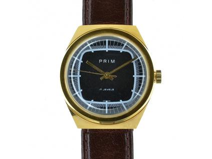 Starožitné hodinky Prim 1970-1980