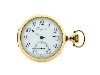 Antik kapesni hodinky Longines 7