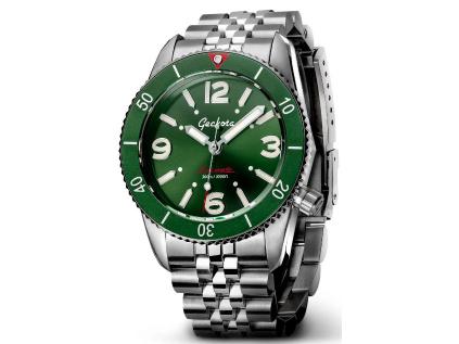 Geckota S-01 ETA Green