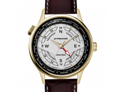 Sturmanskie Heritage Arctic GMT 51524-3336819