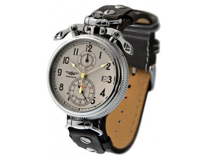 Poljot 3133 Chronograf 6XM Marina Chronometr