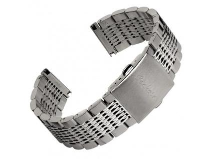 Luxusní ocelový řemínek Crosskeys Solid Mesh