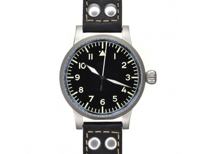 JET Luftwaffe Fliegruhr ETA Universal Geneve 2824-2