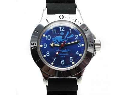 Amfibia Vostok potápěč 3