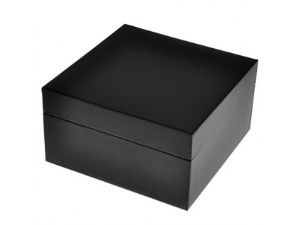 Luxusní krabička na náramkové hodinky s polštářkem