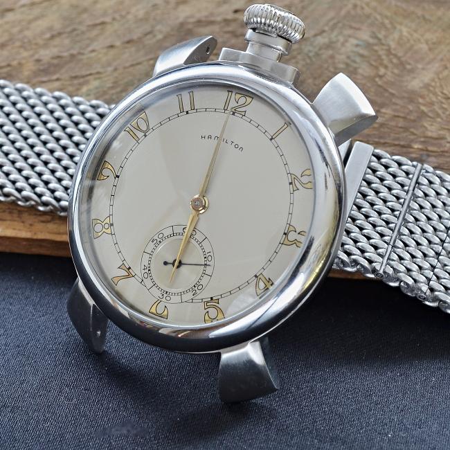 panske hodinky Hamilton · Hamilton 1930-1945   Limitovaná edice 1 kus + + 1  měsíc na vrácení · panske hodinky Hamilton ... 78664ca4c74