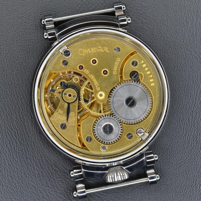 Omega Vintage II 1933-1934   Limitovaná edice 1 kus + + 1 měsíc na vrácení 5636ae7609a