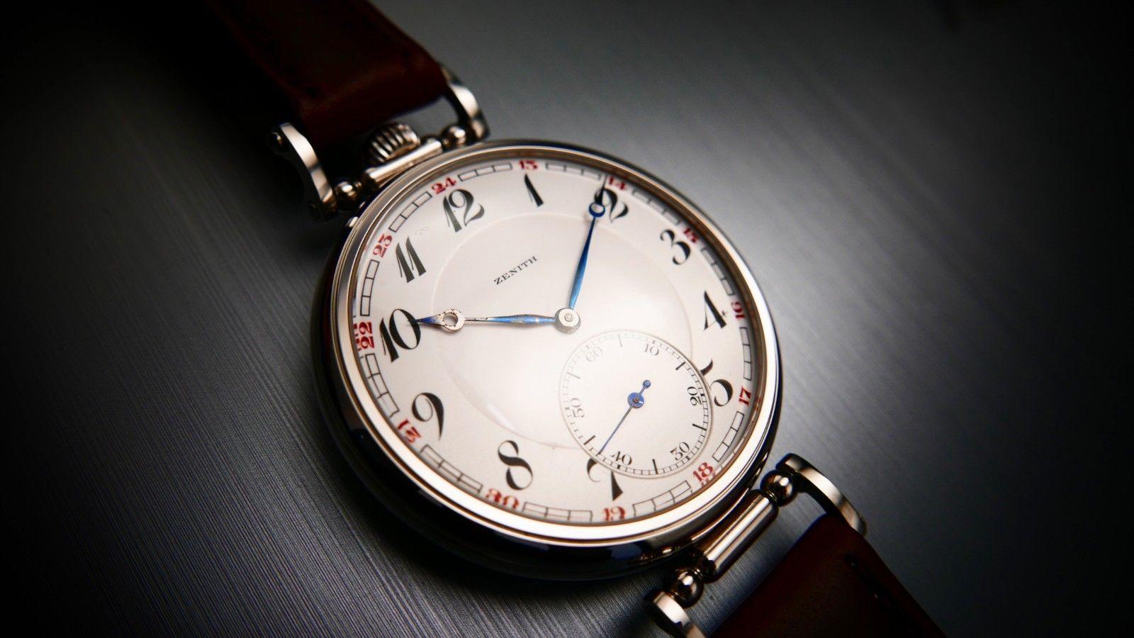 Zenith Antik 1903   Limitovaná edice 1 kus · Zenith hodinky 039 ... 17050ed76fb