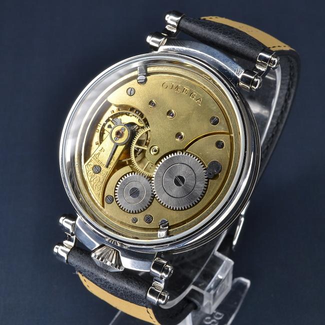 Omega Vintage 1910-1920   Limitovaná edice 1 kus + + 1 měsíc na vrácení 1bb987a90f7