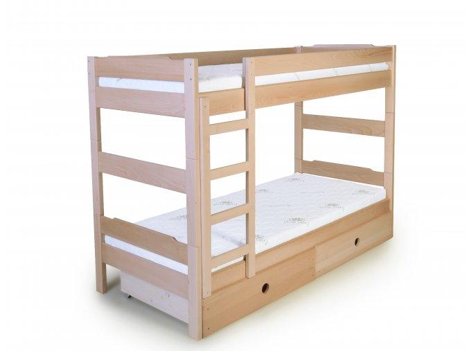 patrova postel masiv