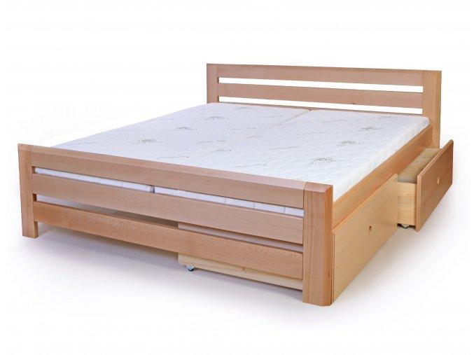 manzelska postel alice 180 200 s uloznym prostorem