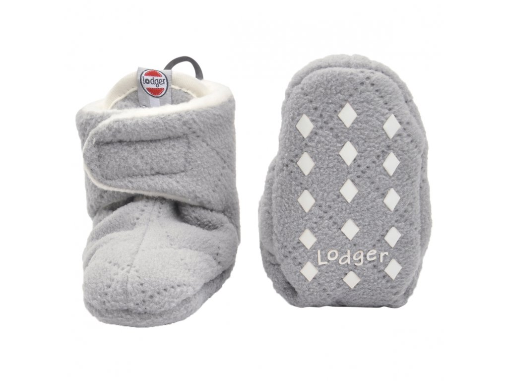LODGER Capáčky Slipper Fleece Scandinavian Greige LODGER Capáčky Slipper Fleece  Scandinavian Greige ... 046a06be15