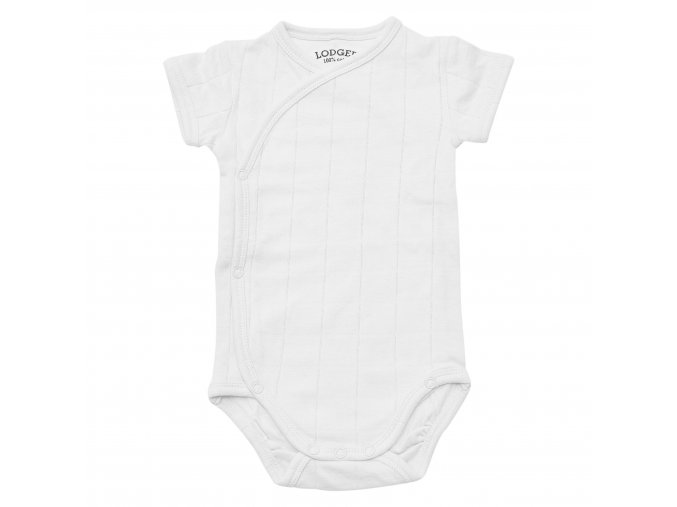 Romper Solid mt 68 White 001 front