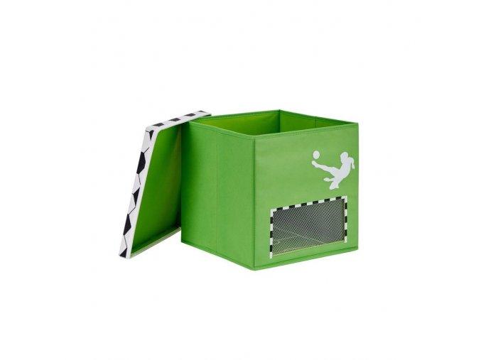 STORE IT Fotbalový box se síťkou malý