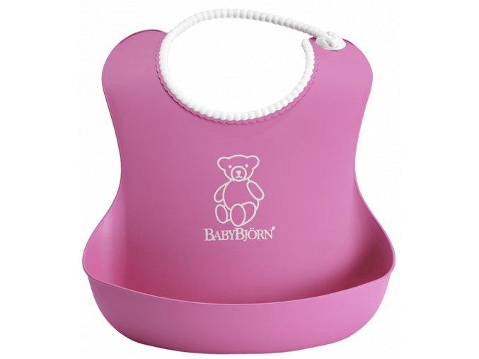 vyr 69soft bib pink 046255 babybjorn
