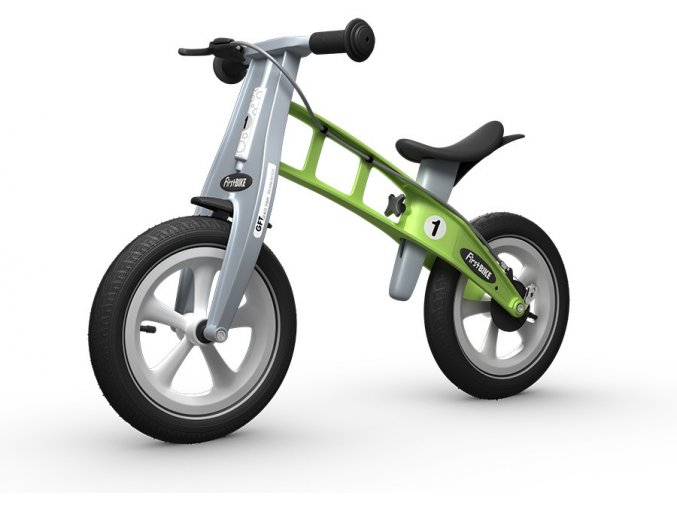 vyrp11 48701 FirstBIKE Racing Green with brake L2009