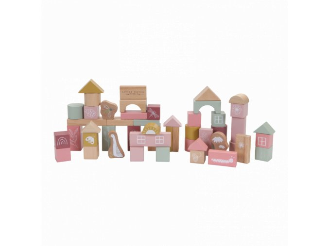 LD7018 Building Blocks Pink (1) 1000x1000
