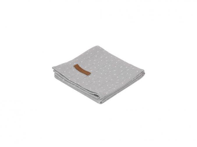 60306 tiamo swaddle sprinkles grey