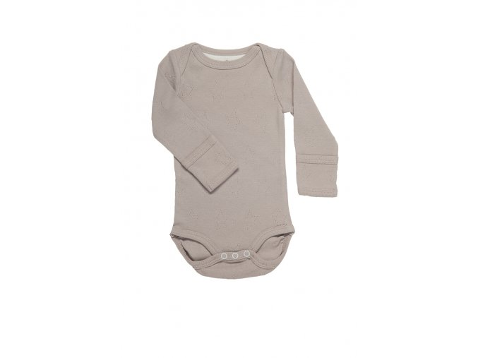 LODGER Body Romper Newborn Cotton Stars Cowboy