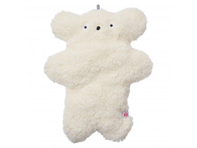 LODGER Fuzzy Sherpa Scandinavian Off-White vel. S