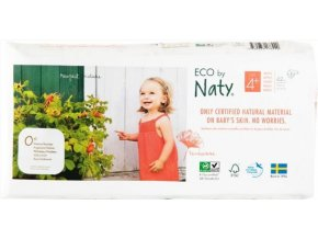 Naty nature baby care 4+ 42ks