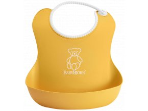 vyr 68soft bib yellow 046260 babybjorn