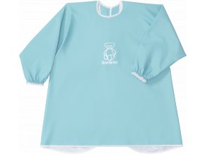 vyr 174long sleeve bib turquoise 044381 babybjorn