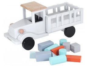 KINDSGUT Dřevěné nákladní auto