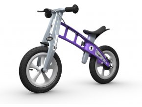 vyr 48201 FirstBIKE Street Violet with brake L2013