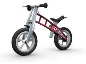 vyr 48001 FirstBIKE Street Red with brake L2007