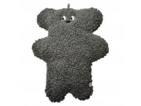 LODGER Fuzzy Sherpa Scandinavian Coal vel. M